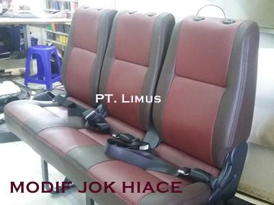 seat cover toyota hiace bekasi