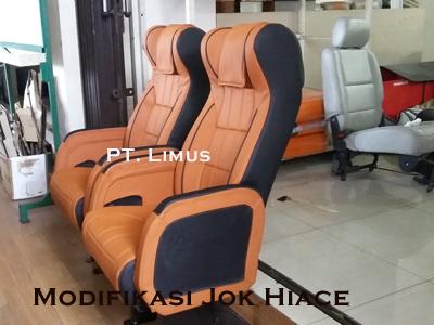 Custom interior hiace mewah murah bekasi