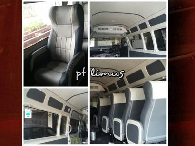 Custom full interior toyota hiace PT Limus Indo Persada