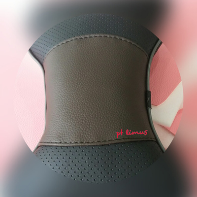 Custom Headrest Pillow bahan Mb tech