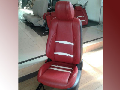 Modif Jok Mobil Sporty Mazda 2 by PT Limus Indo Persada