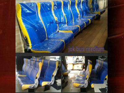 Produksi Jok Bus Medium Bekasi