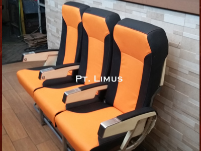 Jok Ex Pesawat custom bengku 3 bekasi by PT Limus